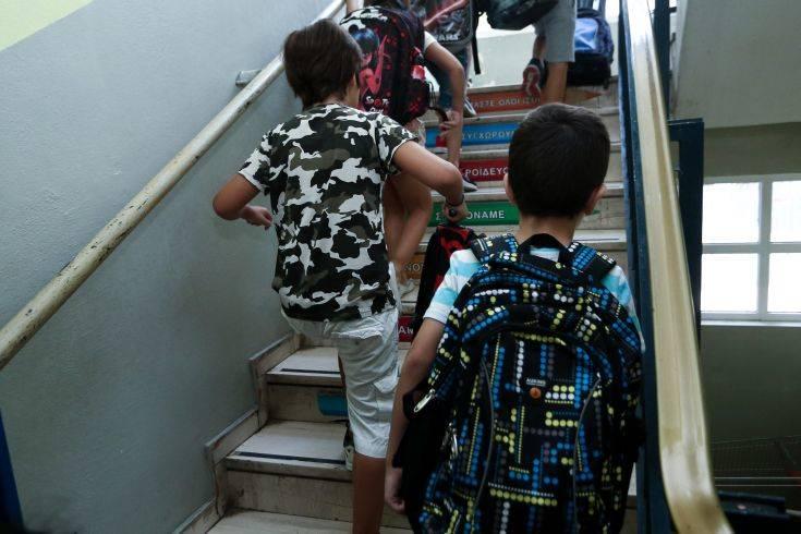Άνοιξαν τα σχολεία: Μετά από χρόνια λειτούργησε το Καπετανάκειο