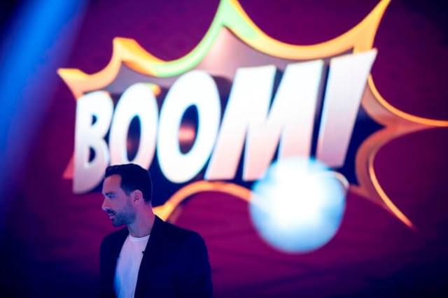 «Boom»: Στις 16 Σεπτεμβρίου η πρεμιέρα του Σάκη Τανιμανίδη (trailer+photo)