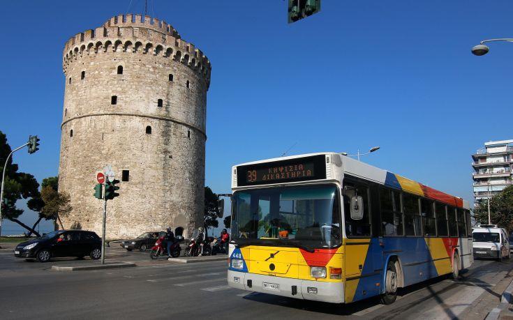 Χωρίς λεωφορεία στις 2 Οκτωβρίου η Θεσσαλονίκη