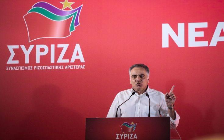 Σκουρλέτης: Μία δυναμική προγραμματική πρόταση στον αντίποδα του νεοφιλελευθερισμού της ΝΔ