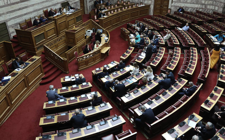 Ερώτηση βουλευτών του ΣΥΡΙΖΑ για την αναστολή χορήγησης ΑΜΚΑ σε πολίτες τρίτων χωρών