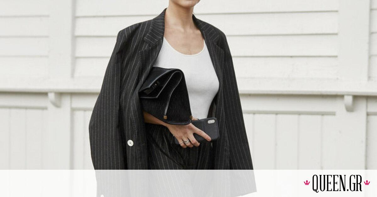 Επτά τρόποι να φορέσεις ένα απλό μαύρο παντελόνι αυτό το φθινόπωρο