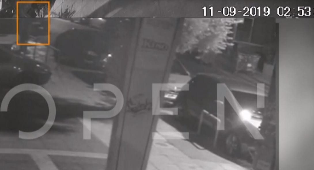 Νέα Ιωνία: Βίντεο-ντοκουμέντο από τη στιγμή της εγκατάλειψης του βρέφους
