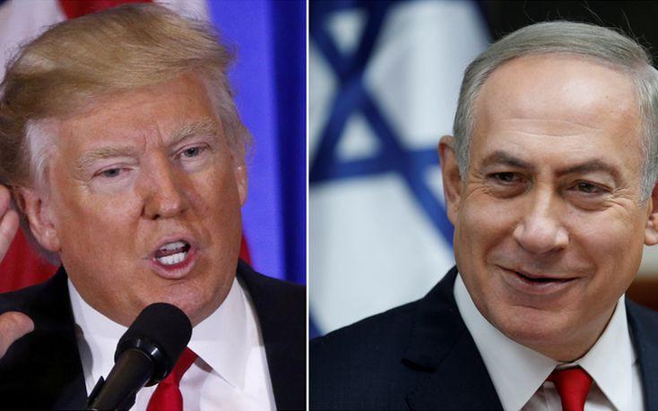 Αμφίρροπη αναμέτρηση στις εκλογές που διεξάγονται σήμερα στο Ισραήλ βλέπει ο Τραμπ