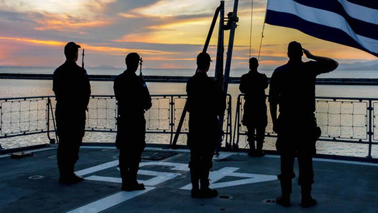 Χάθηκε στρατιωτικό υλικό μονάδας του Πολεμικού Ναυτικού στη Λέρο