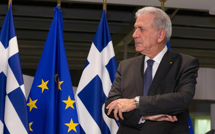 Αβραμόπουλος: Η Ευρωπαϊκή Ένωση πρέπει να είναι καλύτερα προετοιμασμένη για τη μεταναστευτική κρίση
