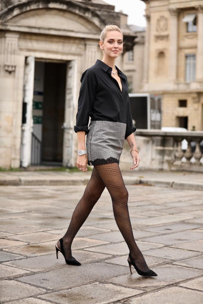 To look της Chiara Ferragni είναι η επιτομή τoυ cool & sexy και μπορείς εύκολα να το αντιγράψεις