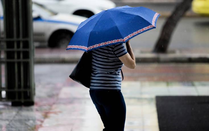 Καιρός: Σε ποιες περιοχές θα έχουμε βροχές