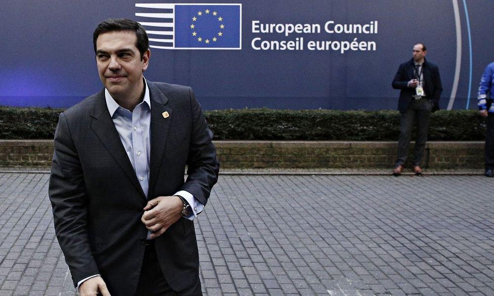 Στις Βρυξέλλες ο Αλέξης Τσίπρας για την Προπαρασκευαστική Σύνοδο του ΕΣΚ