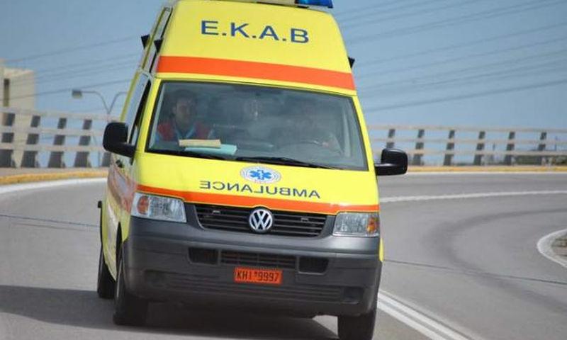 Χανιά: Ένας νεκρός και ένας ακρωτηριασμένος σε τροχαίο στο Μάλεμε