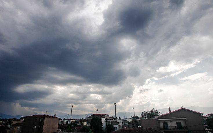 Καιρός: Βροχές και καταιγίδες σήμερα, πότε βελτιώνεται ο καιρός