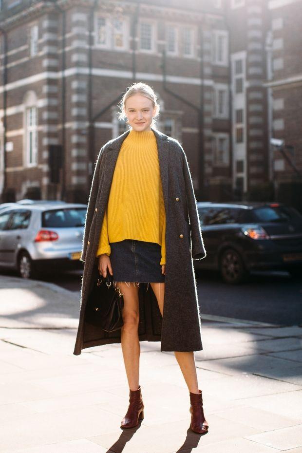 5 street style σύνολα με φούστες για τις μέρες που δεν ξέρεις τι να φορέσεις