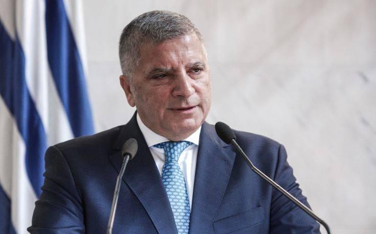Πατούλης: Προτεραιότητα η αναβάθμιση του στρατηγικού ρόλου της χώρας μας στη Μεσόγειο