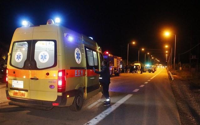 Θανατηφόρο τροχαίο στη Θεσσαλονίκη: Τρεις νεκροί και 12 τραυματίες