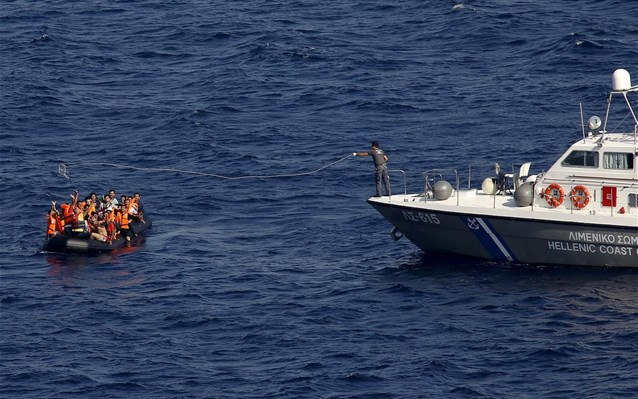 Σάμος: Εντοπισμός και διάσωση 26 μεταναστών