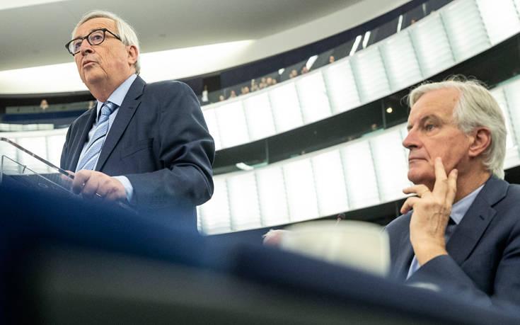 Γιούνκερ για Ελλάδα: Ξαναδώσαμε στη χώρα την αξιοπρέπεια που της αρμόζει