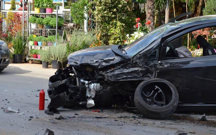 Δύο νεκροί σε τροχαία στον περιφερειακό της Θεσσαλονίκης