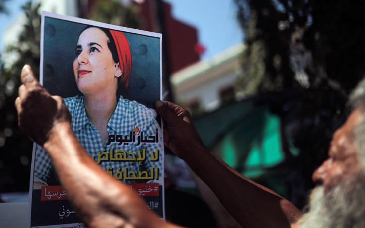 Ένας χρόνος φυλακή για την 28χρονη δημοσιογράφο στο Μαρόκο