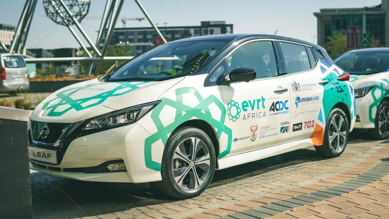 Η Nissan στο Smarter Mobility Africa