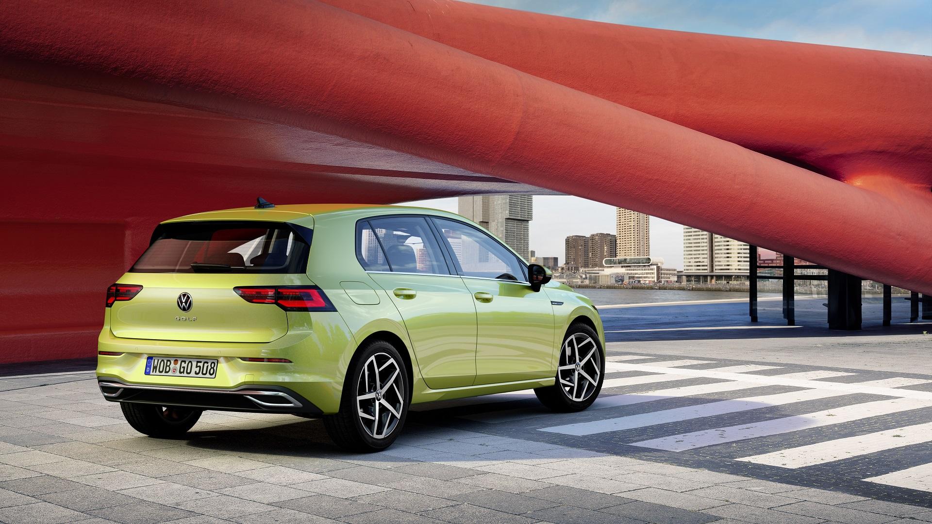 Παγκόσμια πρεμιέρα για το νέο Volkswagen Golf 8ης γενιάς