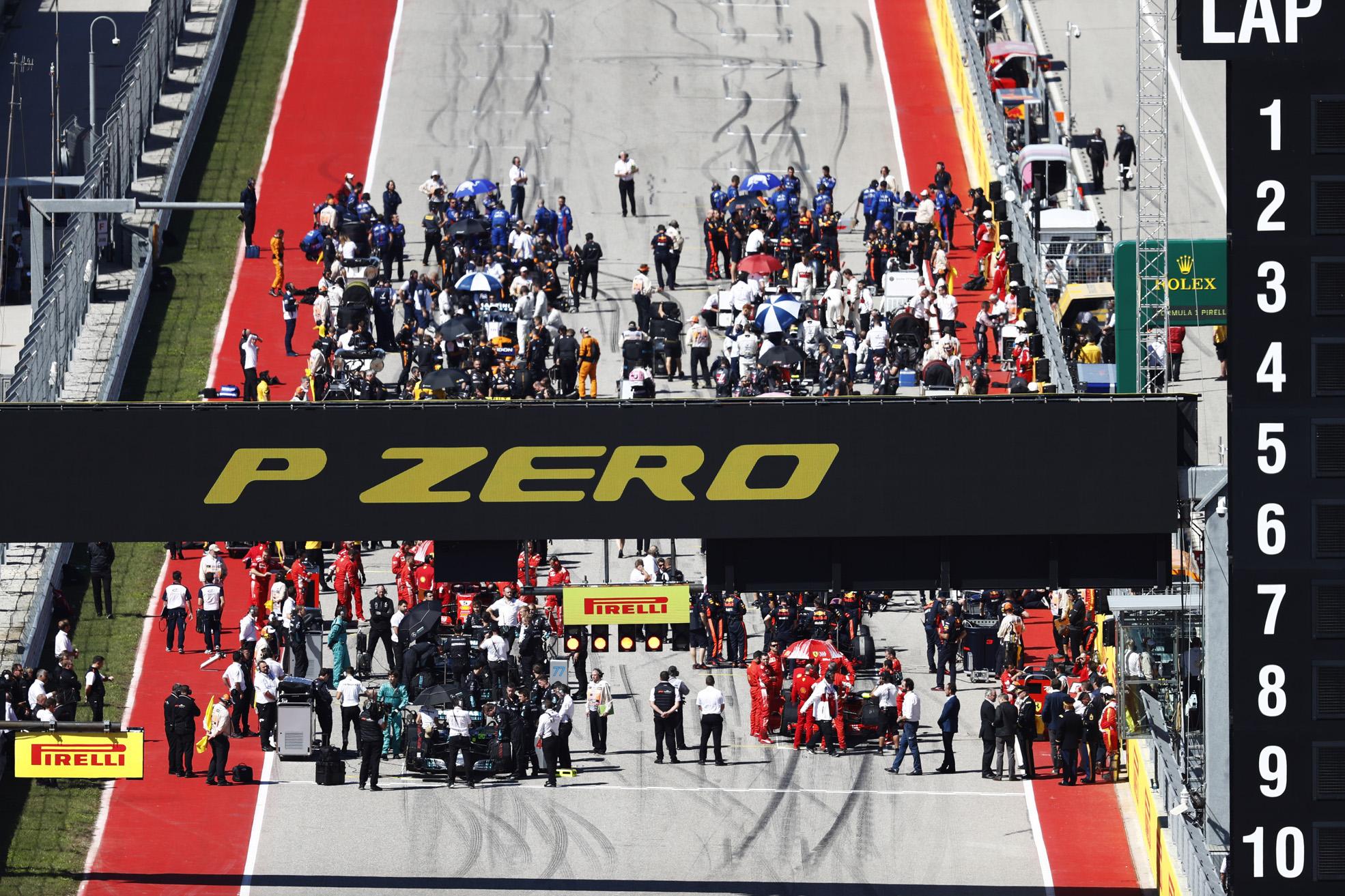 Στην Αμερική στην πίστα του Ωστιν το επόμενο γκραν πρι της F1