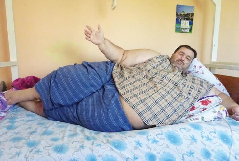 """Κομοτηνή: Σημαντικό επίδομα για τον άντρα που ζυγίζει 400 κιλά – """"Έπιασε τόπο"""" η κινητοποίηση"""