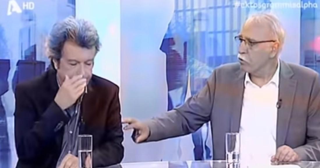 Διαγνώσθηκε με ανεύρυσμα ο Πέτρος Τατσόπουλος
