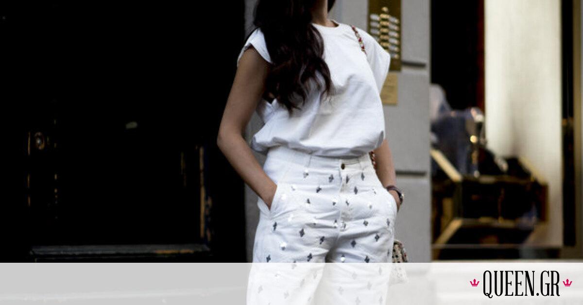 Loose pants: Πώς τα φοράμε και ποιες κολακεύουν;