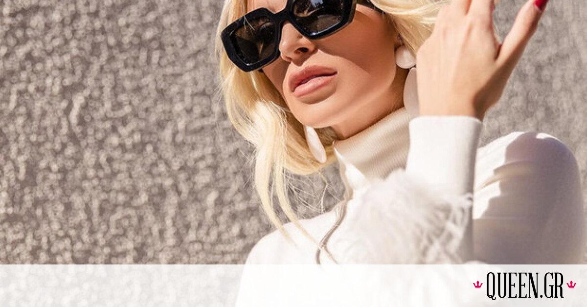 Winter White: Δες πώς φόρεσε το πιο κομψό χρώμα του φετινού χειμώνα η Κατερίνα Καινούργιου