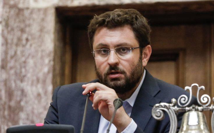 Ζαχαριάδης: Ο ελληνικός λαός μας δίνει περιθώριο να διορθώσουμε τις αδυναμίες μας