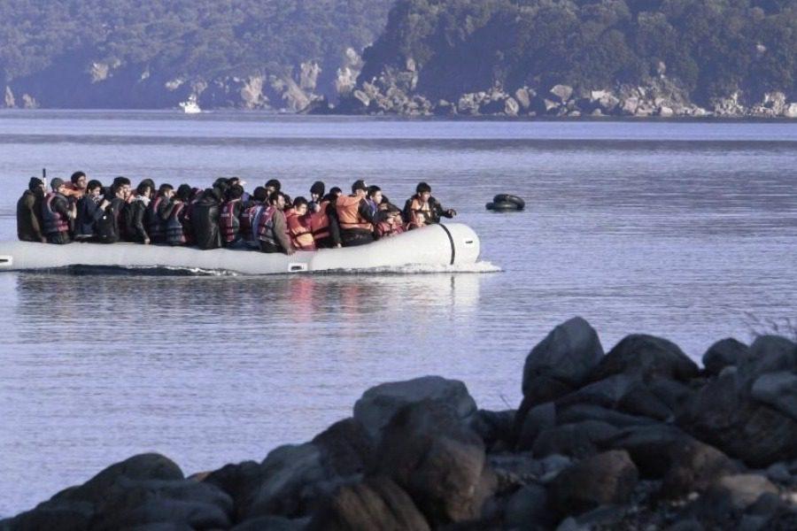Εντοπισμός 121 προσφύγων και μεταναστών σε Ικαρία και Φαρμακονήσι