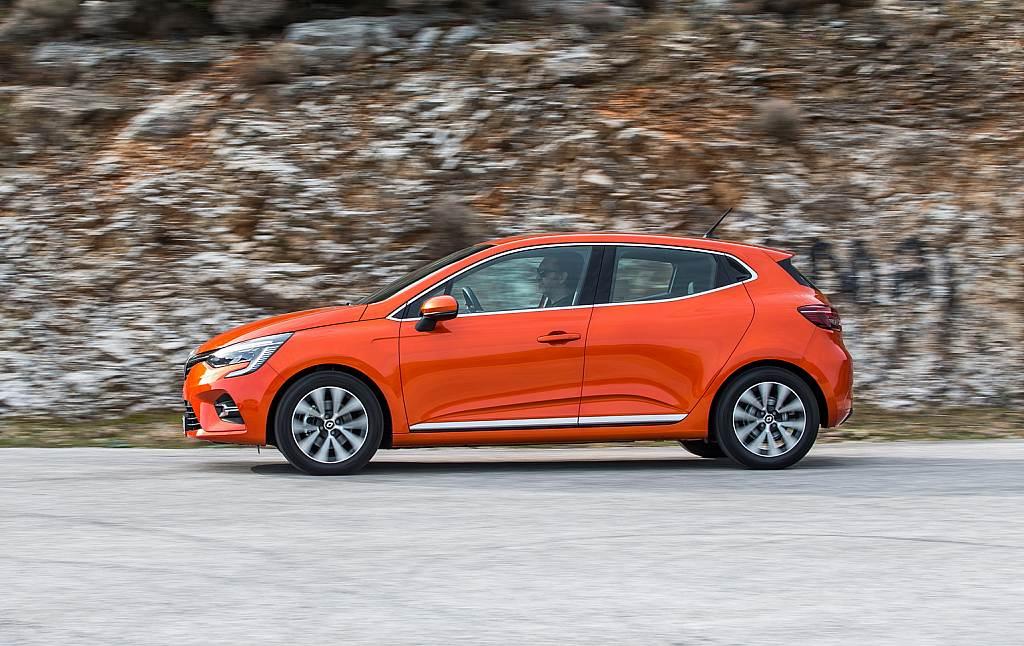 Έφτασε στην Ελλάδα το νέο Renault CLIO 5ης γενιάς