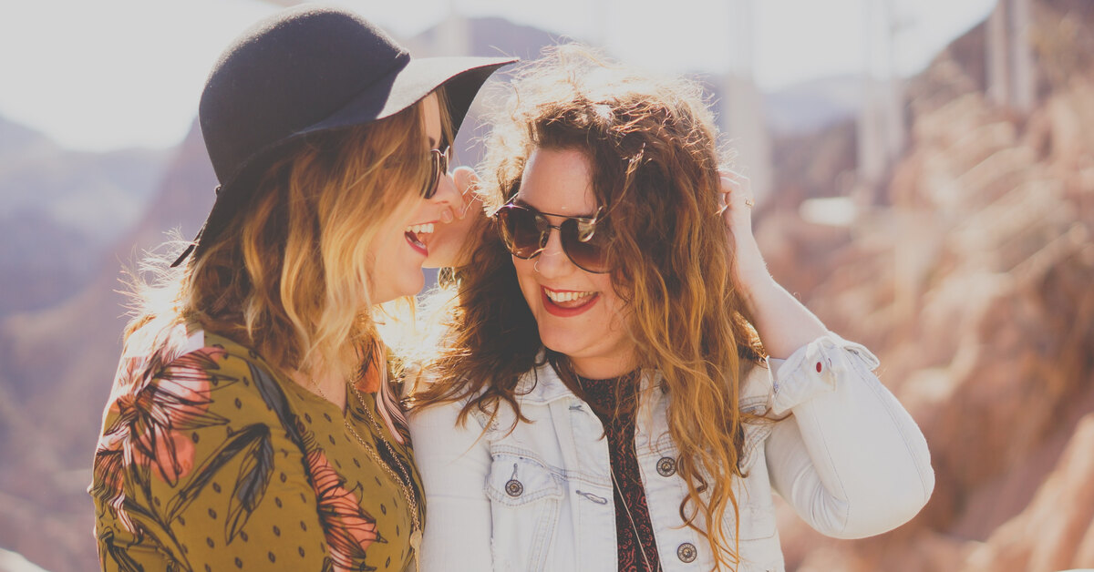 6 σημάδια ότι πρέπει τώρα να ξεκόψεις από την κολλητή σου