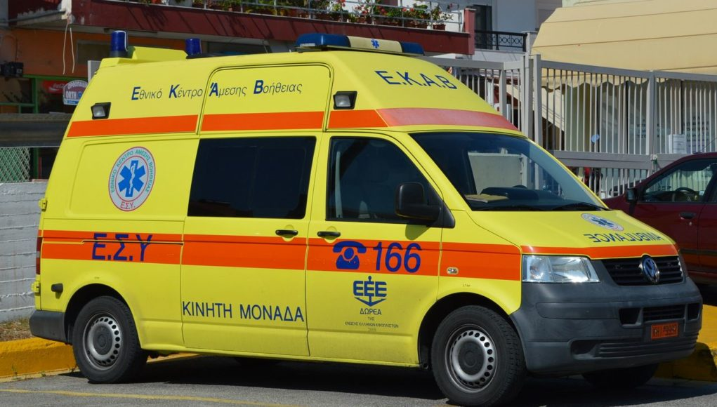 Θεσσαλονίκη: Τροχαίο με δύο τραυματίες στο κέντρο της πόλης