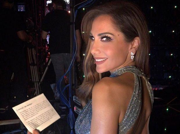 """Η υπέρλαμπρη εμφάνιση της Δέσποινας Βανδή στο X-Factor φέρνει το """"Sexy back"""""""