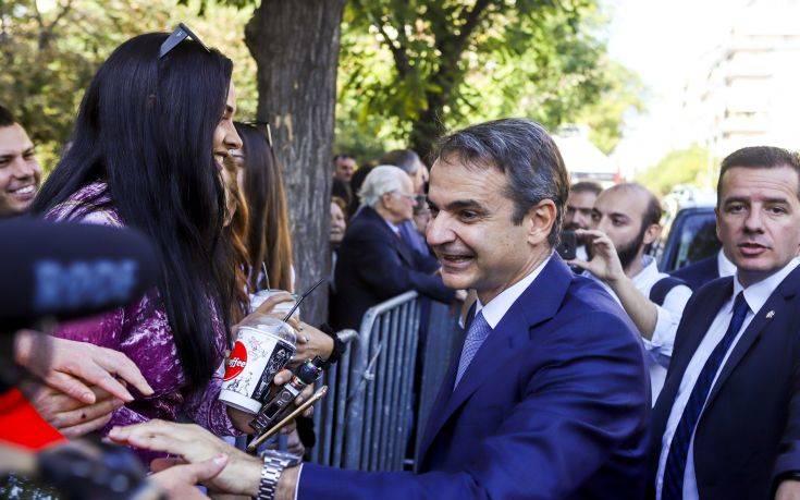 Μητσοτάκης: Πορευόμαστε σε ένα μέλλον που θα είναι καλύτερο για όλους τους Έλληνες