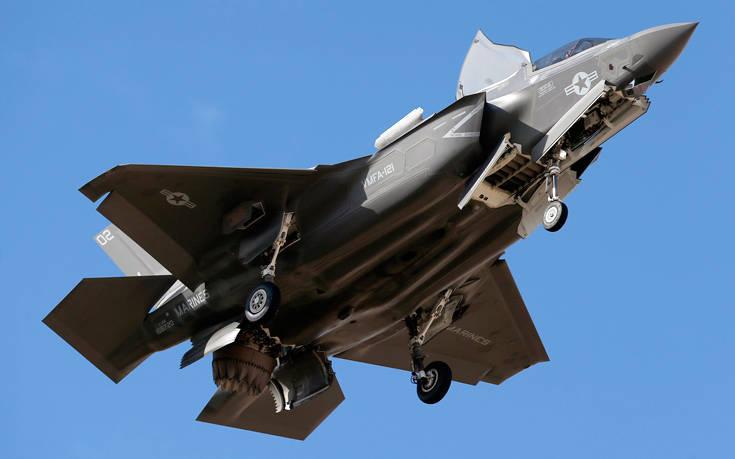 Οι ΗΠΑ θέλουν να βάλουν στο «κόλπο» για τα F-35 την Ελλάδα