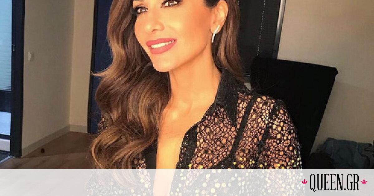 Τι φόρεσε η Δέσποινα Βανδή στην πρεμιέρα του X Factor Greece;