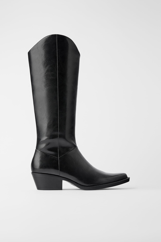 Οδηγός Αγοράς: 10 ζευγάρια μαύρες μπότες για κομψές εμφανίσεις όλη την ημέρα