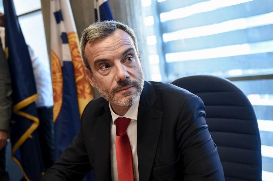 Θεσσαλονίκη: Ο Κ. Ζέρβας κατέθεσε μήνυση για τις κλοπές ανακυκλώσιμων υλικών από τους μπλε κάδους