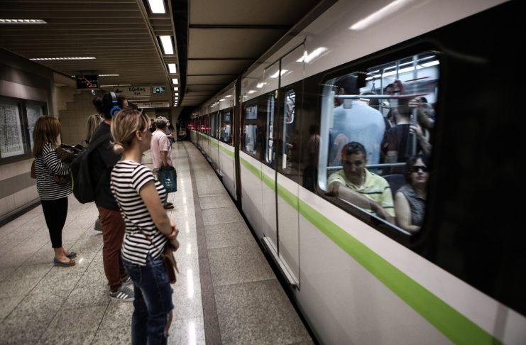 Έξι νέοι σταθμοί του μετρό θα παραδοθούν στο επιβατικό κοινό μέχρι το 2021