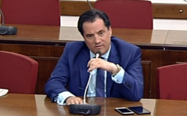 Αδ. Γεωργιάδης: Τεράστιο το κινεζικό επενδυτικό ενδιαφέρον για την Ελλάδα