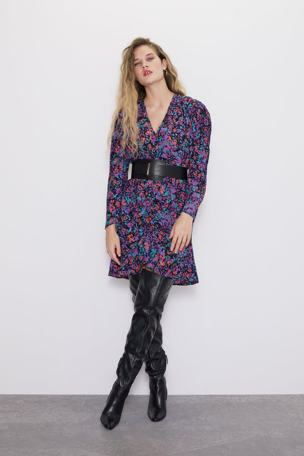 To 80s φόρεμα της Ζέτας Μακρυπούλια είναι το πιο hot trend της σεζόν