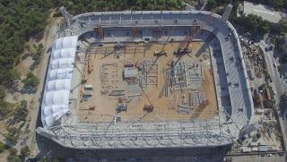 Η Περιφέρεια καθυστερεί το νέο γήπεδο της ΑΕΚ