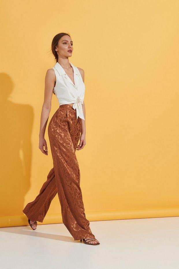 7 φθινοπωρινά παντελόνια γιατί μπορεί και να βαρέθηκες τα τζιν
