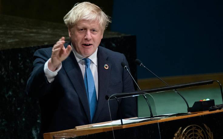 Τζόνσον σε Μακρόν για το Brexit: Θα εργαστούμε σκληρά για τη συμφωνία
