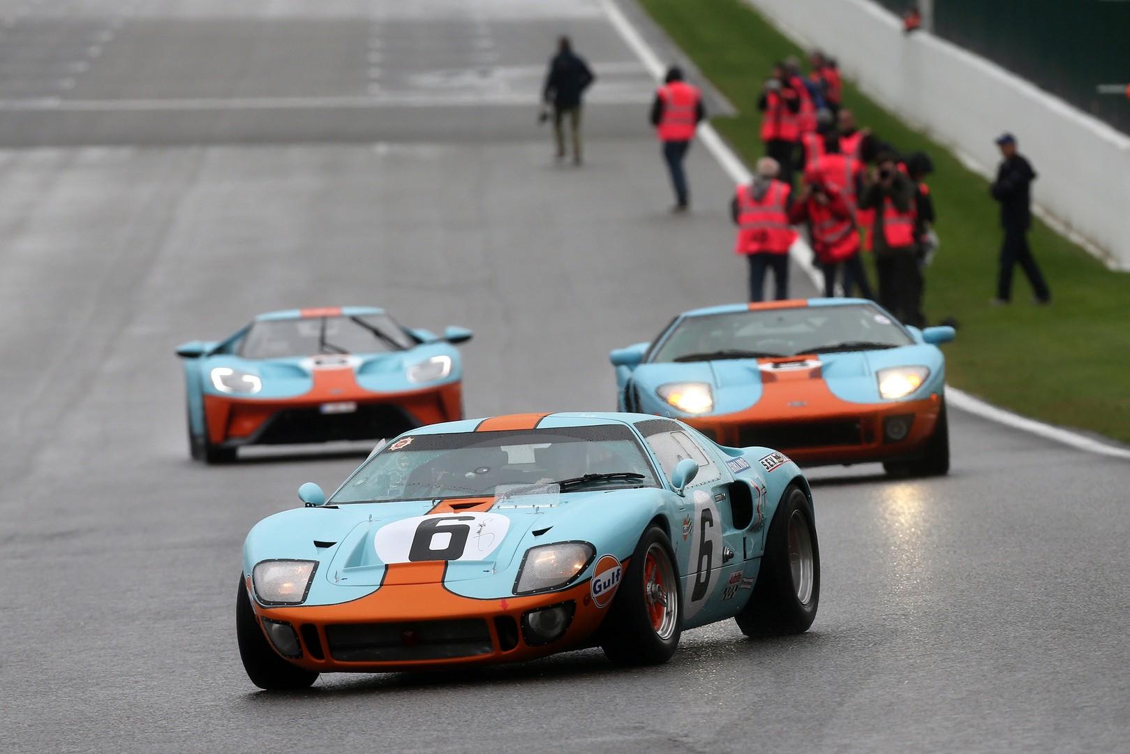 Le Mans 1969: O Jacky Ickx και 72 μοναδικά GT40 και GT αποτίουν φόρο τιμής στην Ford