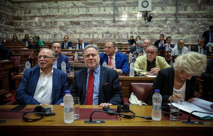 Κοινή συνεδρίαση προεδρείου της ΚΟ και των ευρωβουλευτών του ΣΥΡΙΖΑ