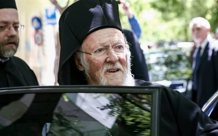 Ο Οικουμενικός Πατριάρχης θα εγκαινιάσει το κτίριο υπηρεσιών της Περιφέρειας Κεντρικής Μακεδονίας