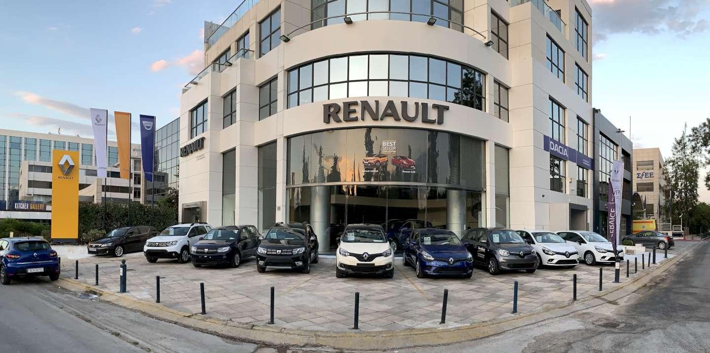 Η Αutomotivo A.B.E.E., o νέος συνεργάτης των Renault & Dacia στο Χαλάνδρι
